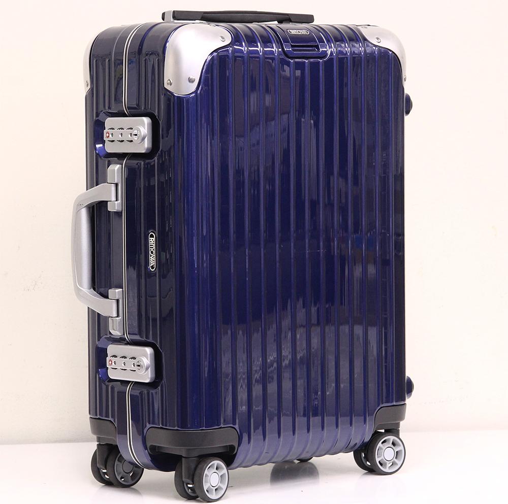 リンボ LIMBO 30L 891.52 ナイトブルー 4輪 TSA