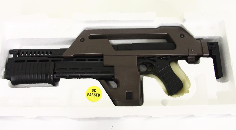 エイリアン2 プロップレプリカ パルスライフル M41-A 1000個限定