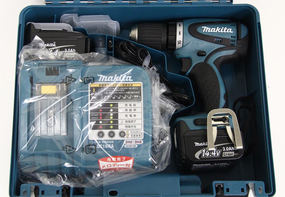 充電式ドライバドリル DF440DRFX 青