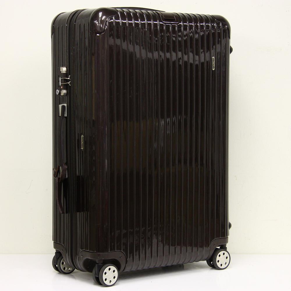 サルサ デラックス SALSA DELUXE 872.77 104L ブラウン 4輪 TSA