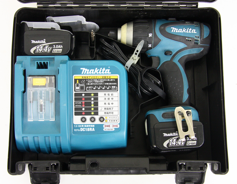 充電式4モードインパクトドライバ TP130DRFX