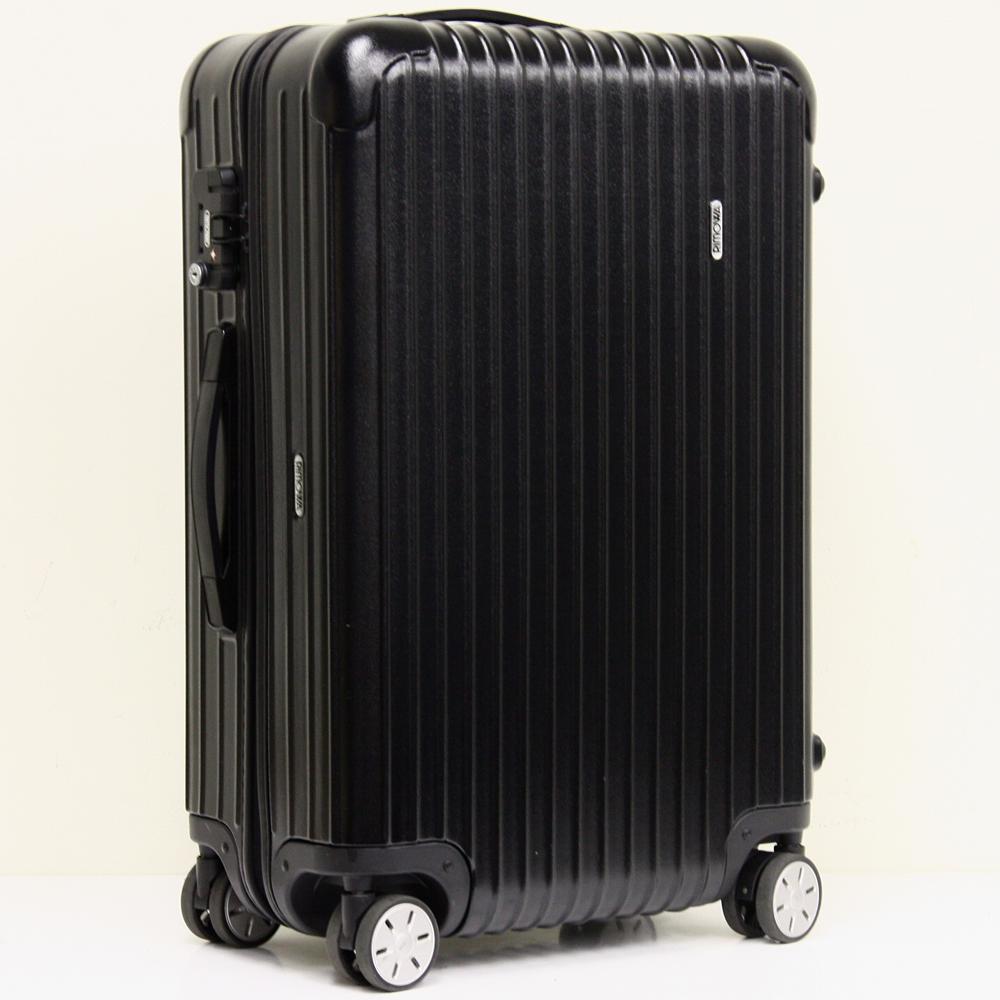 サルサ SALSA 871.63 63L 4輪 TSA 黒