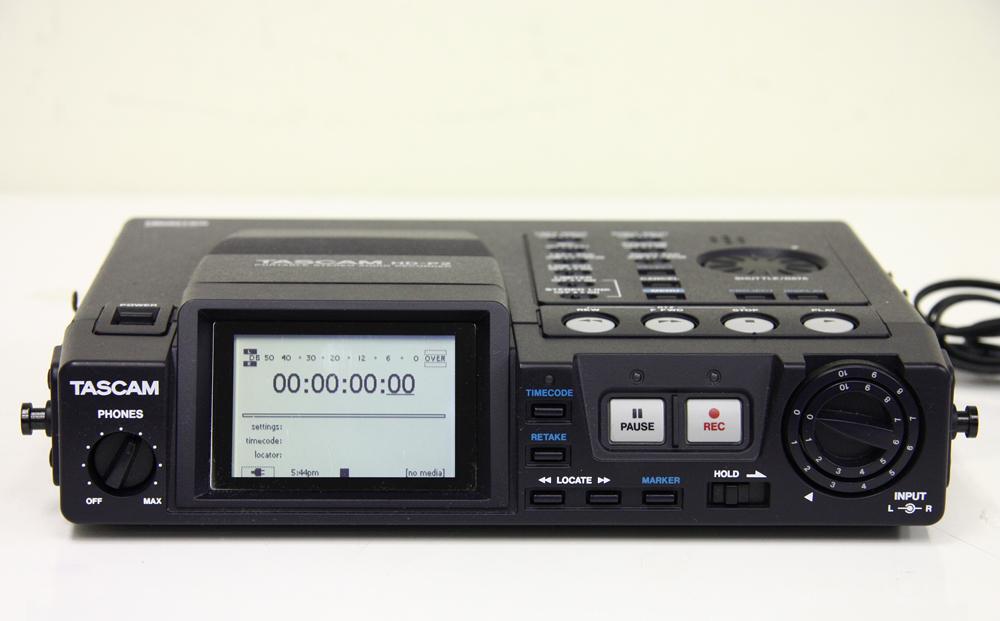 フィールドレコーダー HD-P2
