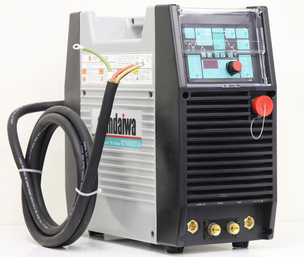 TIG溶接機 STW301A 標準付属品付き