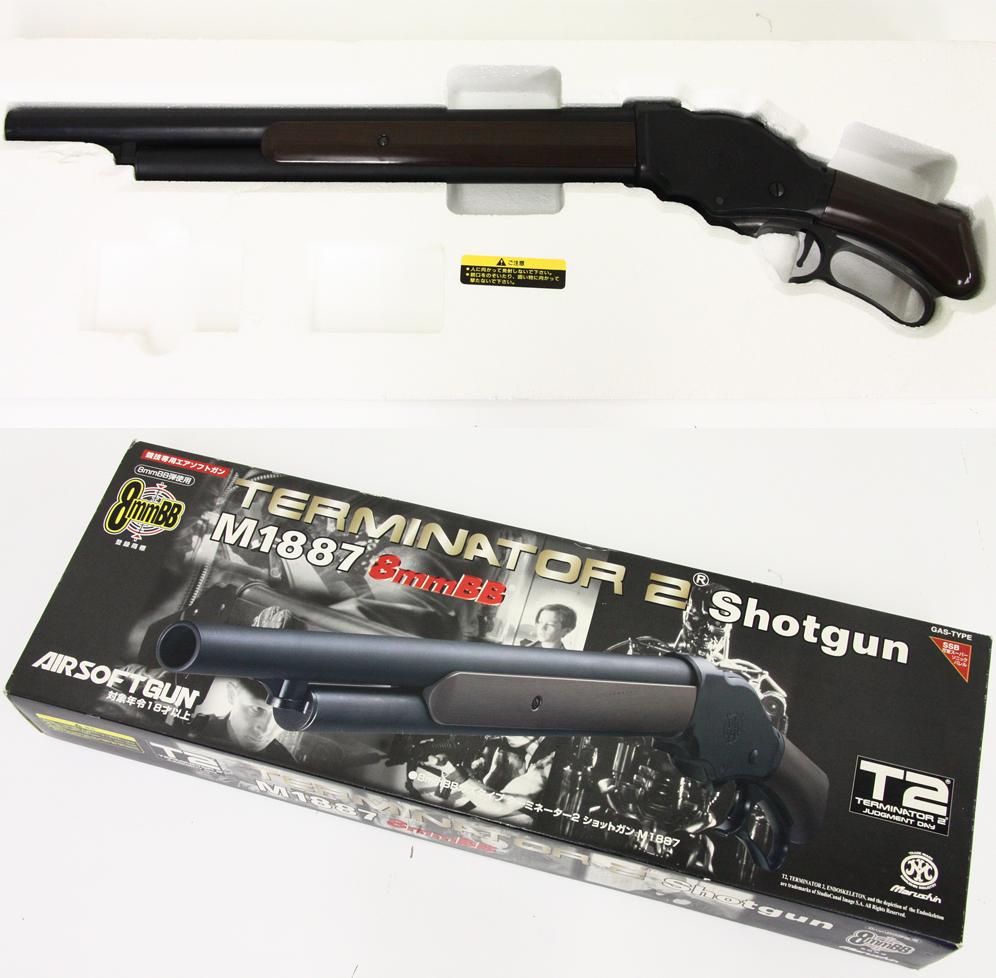 ターミネーター2 M1887 8mmBB ショットガン