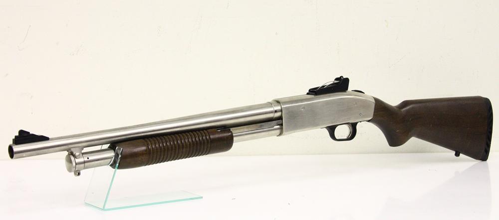 モスバーグ M500SSB 8mmBB マリナーリミテッド シルバー