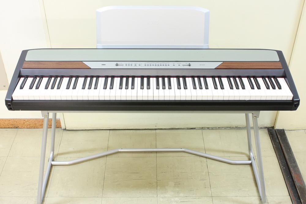 デジタルピアノ SP-250 BK 黒 スタンド・譜面立て付