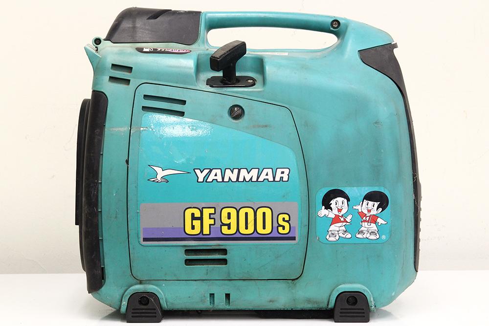 ポータブル発電機 GF900S