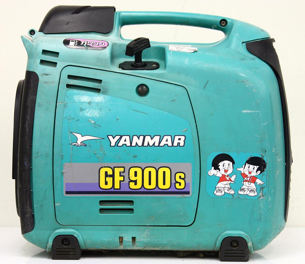 ポータブル発電機 GF900S 01