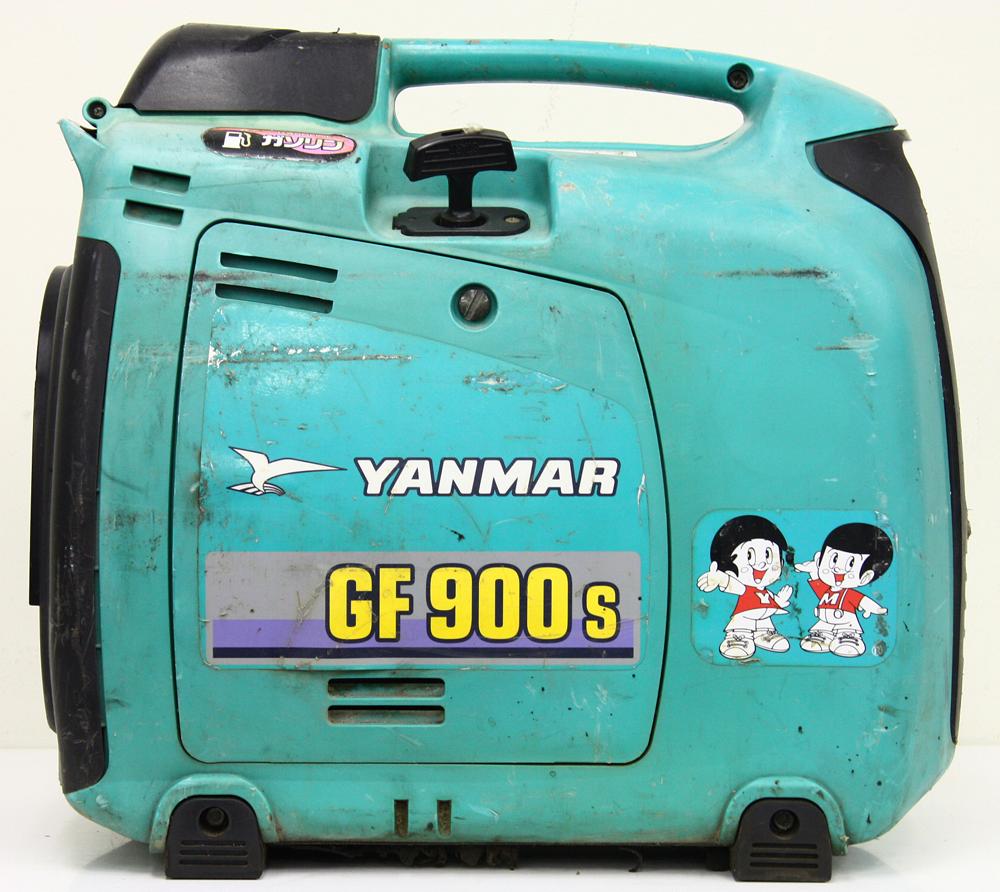 ポータブル発電機 GF900S 02