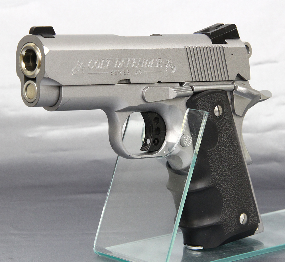 COLT DEFENDER LIMITED EDITION ガスガン
