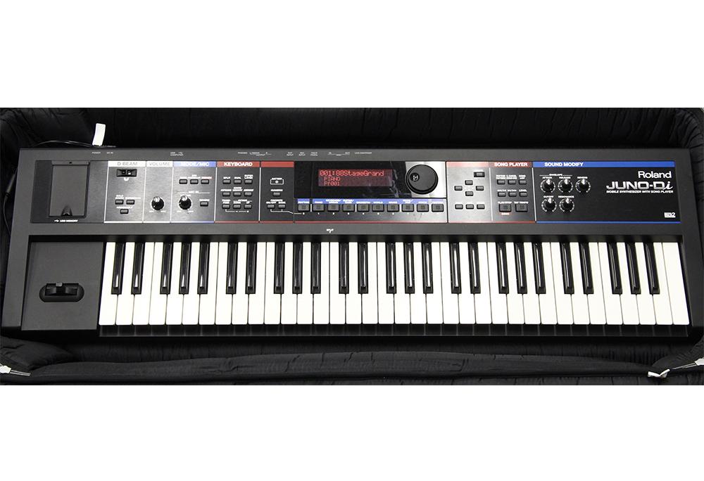 61鍵盤 キーボード・シンセサイザー JUNO-Di