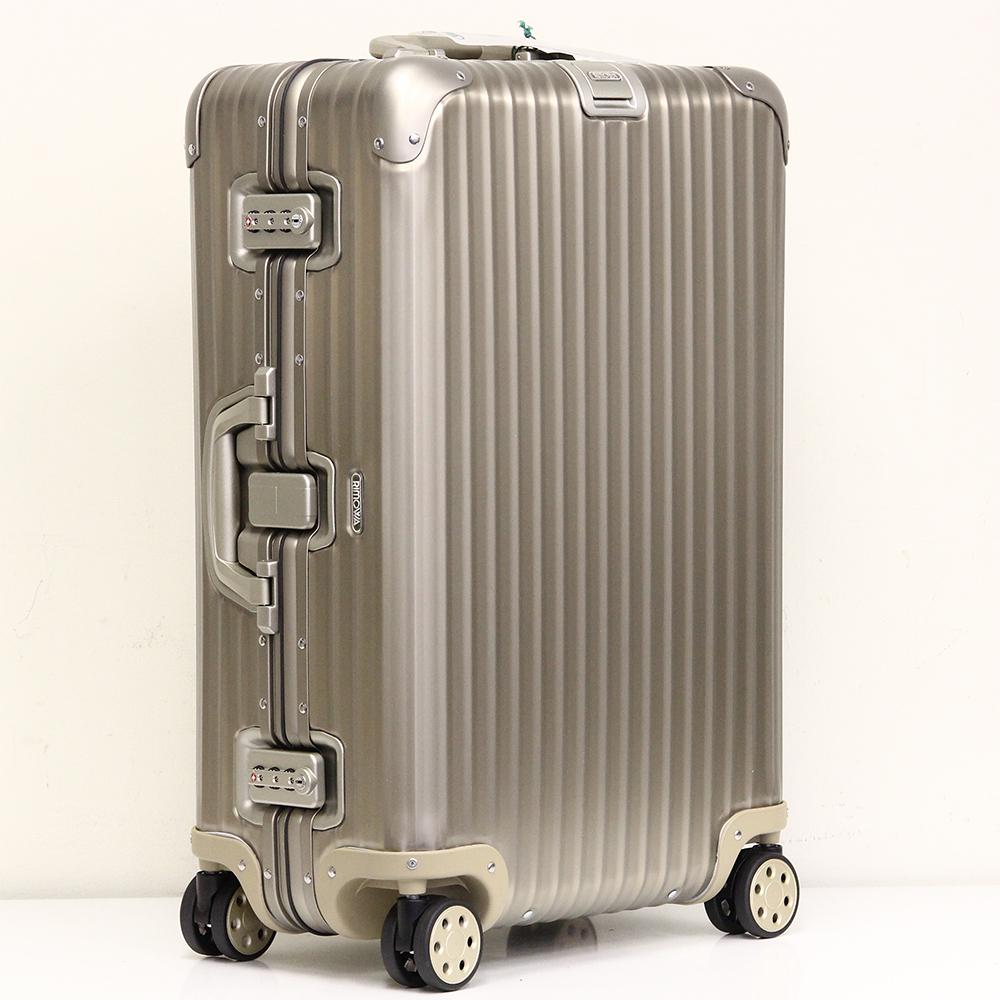 トパーズ チタニウム プレミアム 63L 945.63 4輪 TSA