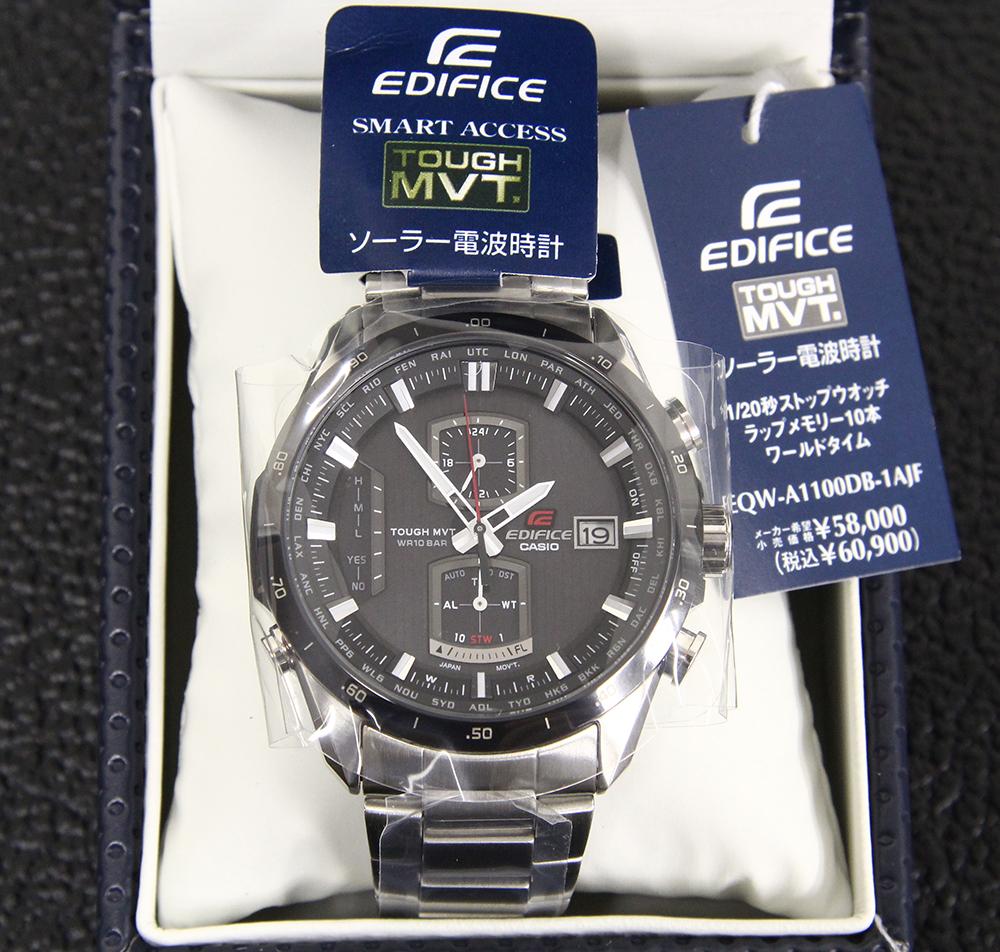 エディフィス EDIFICE EQW-A1100DB-1AJF