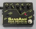 SANSAMP BASS DRIVER DI ベース用エフェクター
