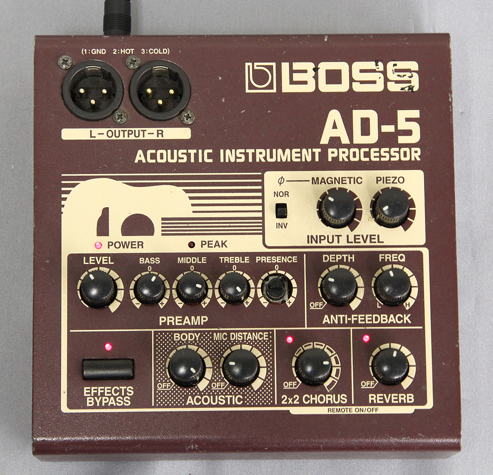 AD-5 エレアコ用プロセッサー