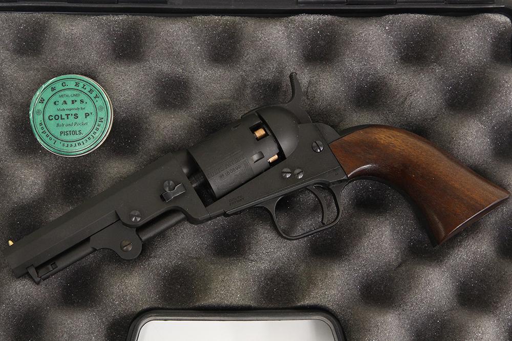 コルト M1849 ポケット 4インチ ダミーモデルガン