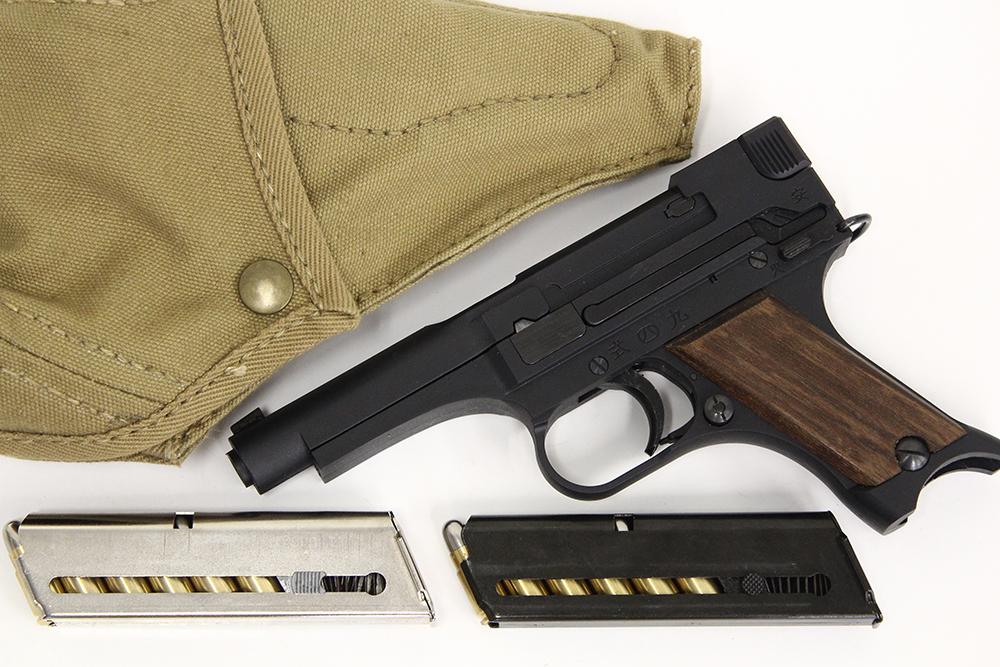 九四式自動拳銃 後期型 ダミーカートモデルガン