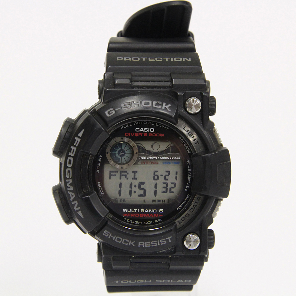 G-SHOCK フロッグマン GWF-1000-1JF