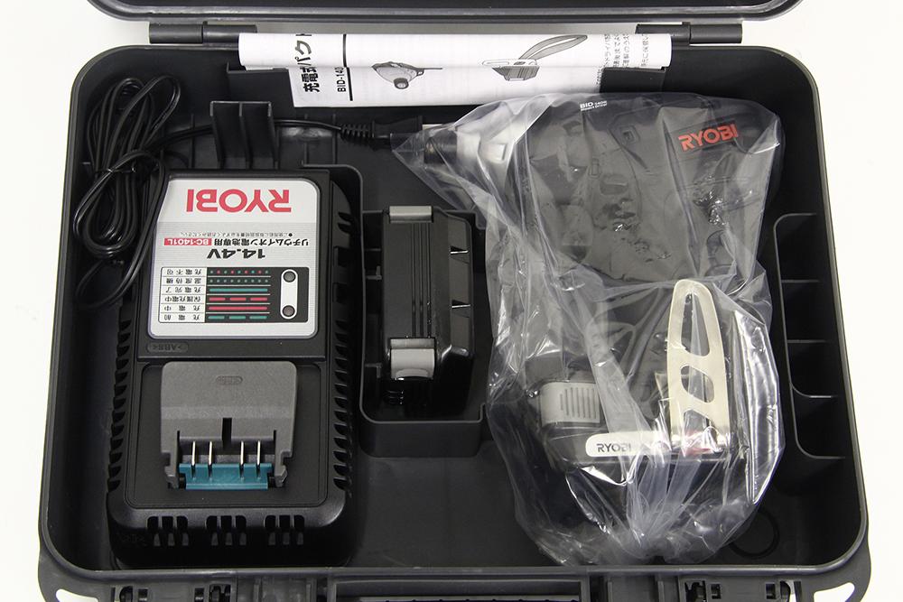 14.4V 充電式インパクトドライバ BID-1406