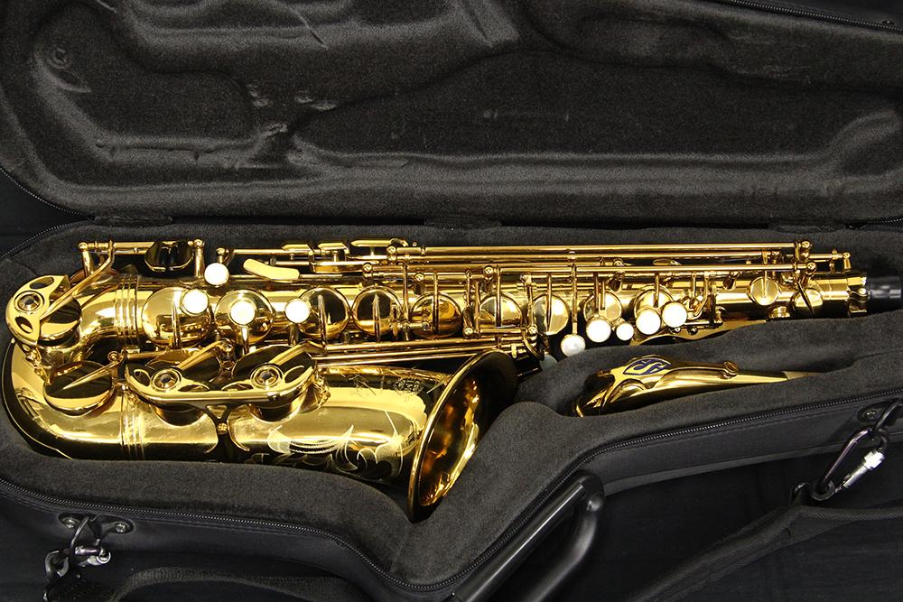 アルトサックス Reference リファレンス 54 アンティークゴールドラッカー