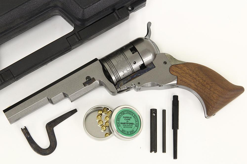テキサスパターソン アップグレード ショートバレル 4-3/4インチ 発火式モデルガン