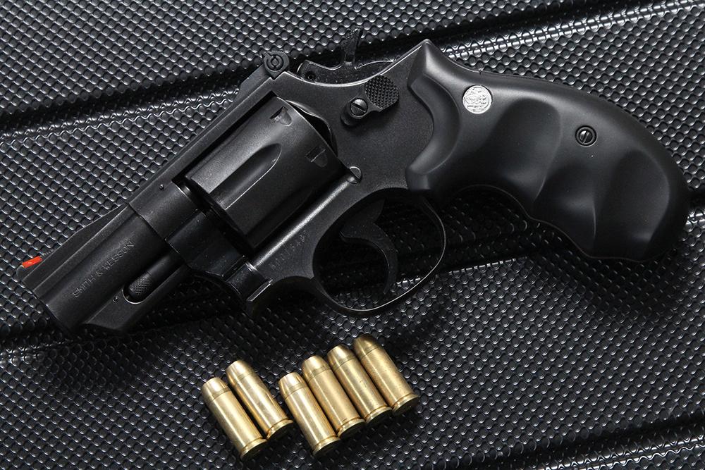 S&W M19 .357マグナム 2.5インチ HW