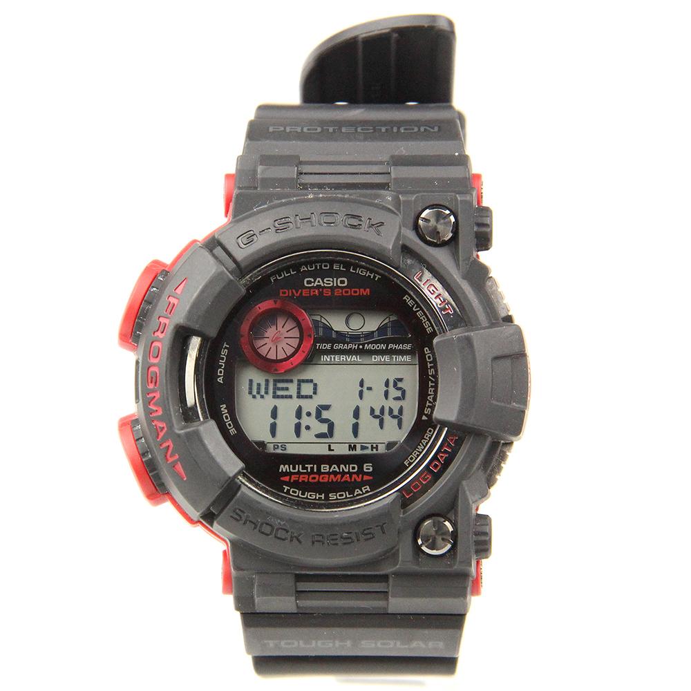 G-SHOCK フロッグマン GWF-1000BS-1JF マスターオブG ダークレッド