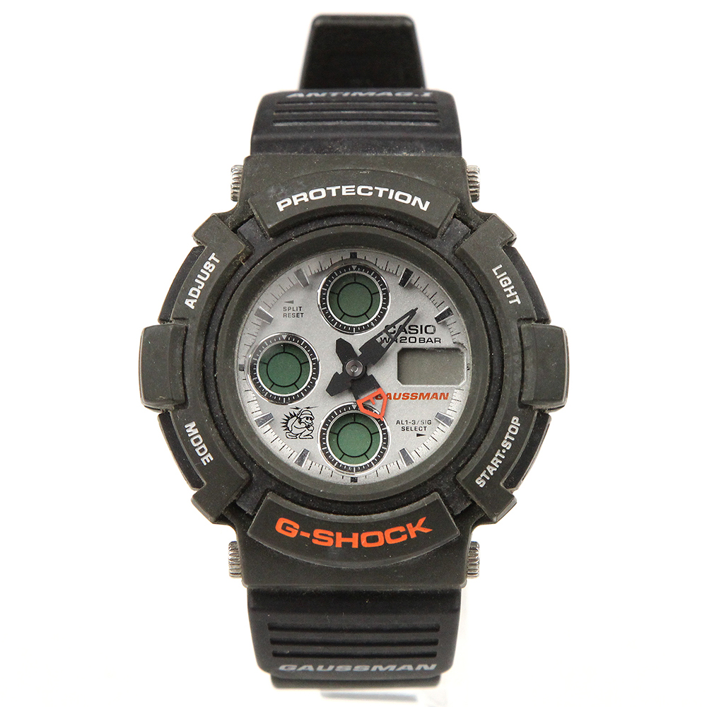 G-SHOCK ガウスマン AW-571NK-3AJR MEN IN NAVY KAHKI