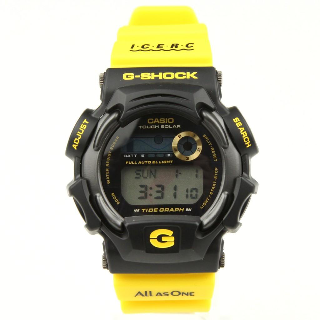 G-SHOCK DW-9701K-9JR イルカ・クジラ 2000プロジェクト タフソーラー