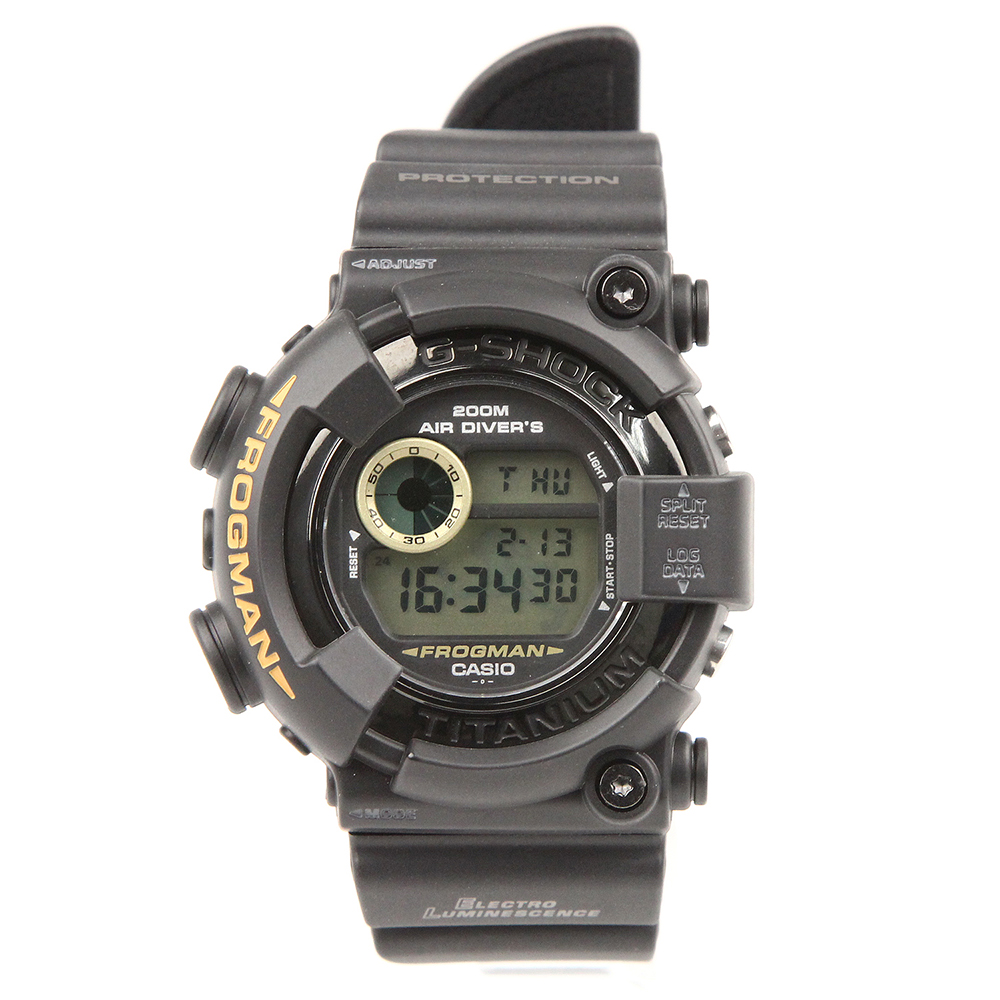 G-SHOCK フロッグマン DW-8200BM-1T MEN IN BLACK2