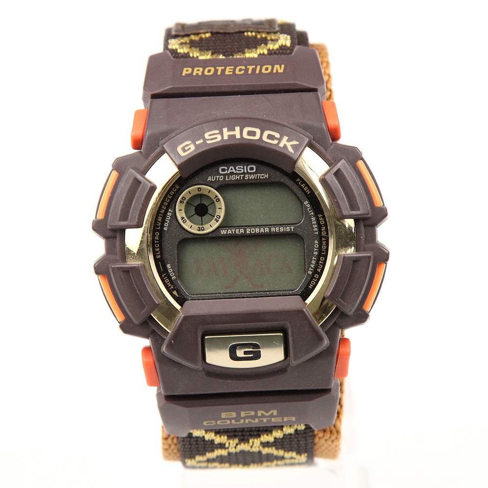 G-SHOCK G'MIX DW-9500RX-5T ザイマカ 替えベルト付