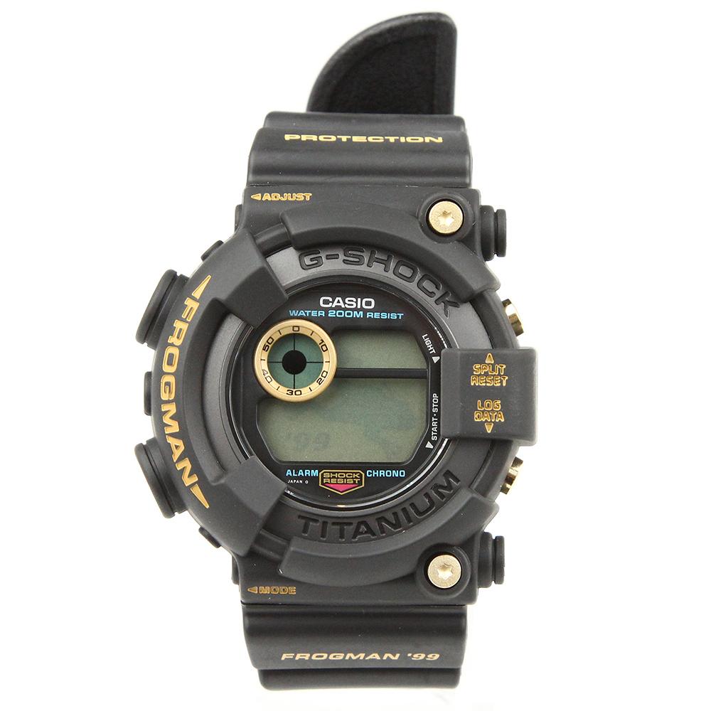 G-SHOCK フロッグマン DW-8200BU-9AT '99 復刻版 ゴールドチタン