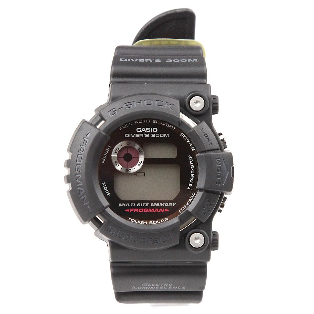 G-SHOCK フロッグマン GW-200BC-1JF ブラックヘリオス