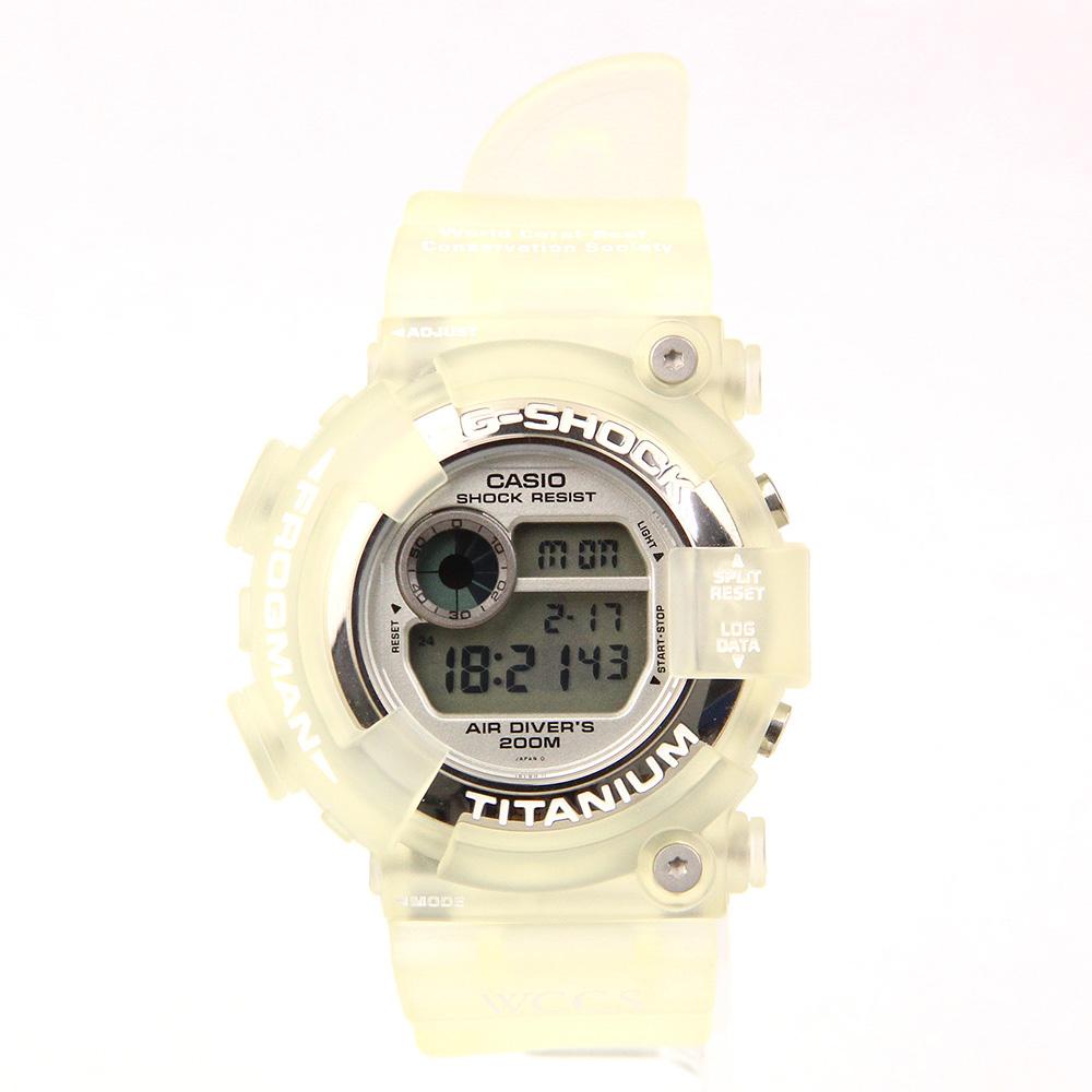 G-SHOCK フロッグマン DW-8201WC-7T W.C.C.S. オフィシャルモデル