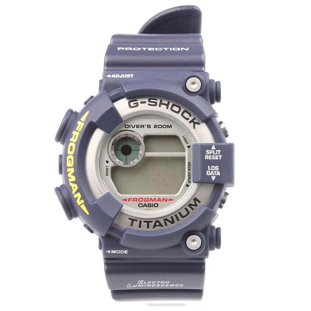 G-SHOCK フロッグマン DW-8200NK-2JR メン・イン・ネイビー ブルー