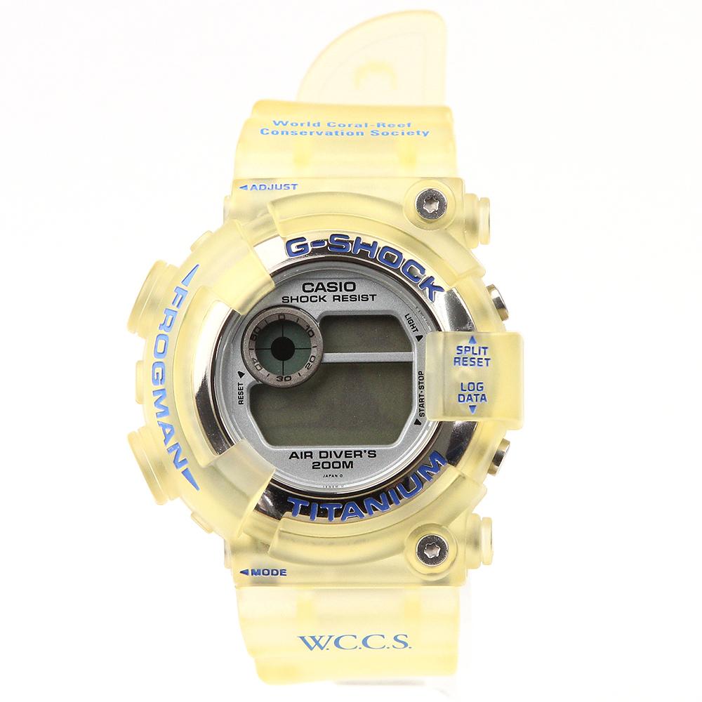G-SHOCK フロッグマン DW-8201WC-2T 1998年 W.C.C.S オフィシャルモデル