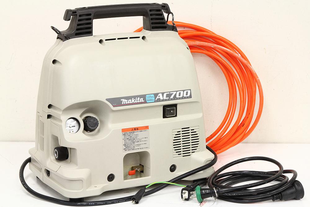 エアコンプレッサ AC700