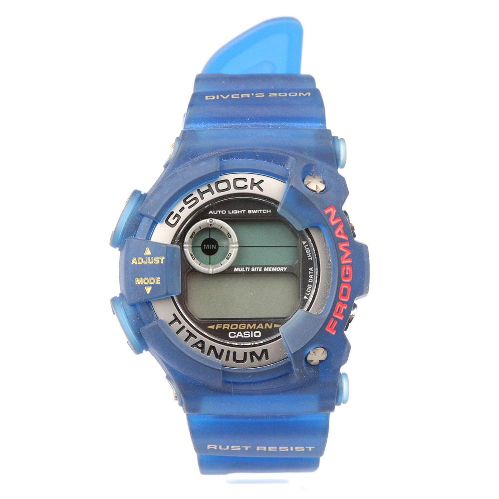 G-SHOCK フロッグマン DW-9900BS-2JF ブルースケルトン