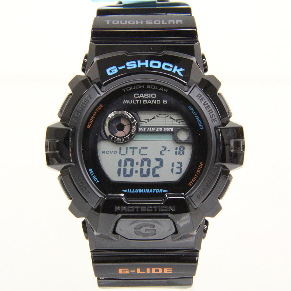 G-SHOCK G-LIDE GWX-8900-1JF 電波ソーラー