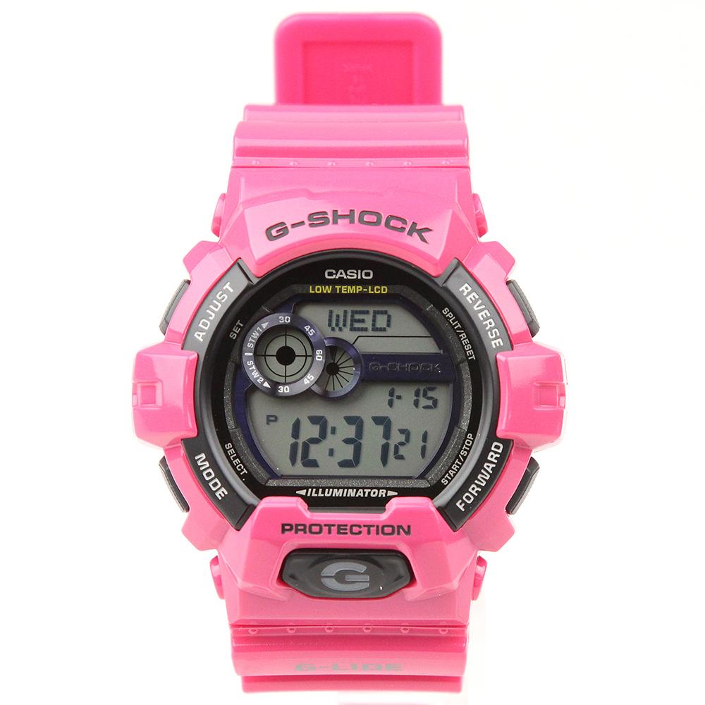 G-SHOCK G-ライド GLS-8900-4JF ピンク