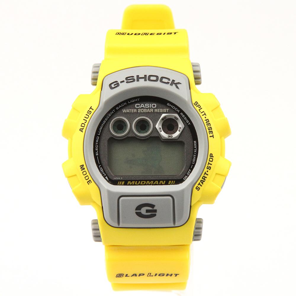 G-SHOCK マッドマン DW-8400Y-9T メン・イン・イエロー
