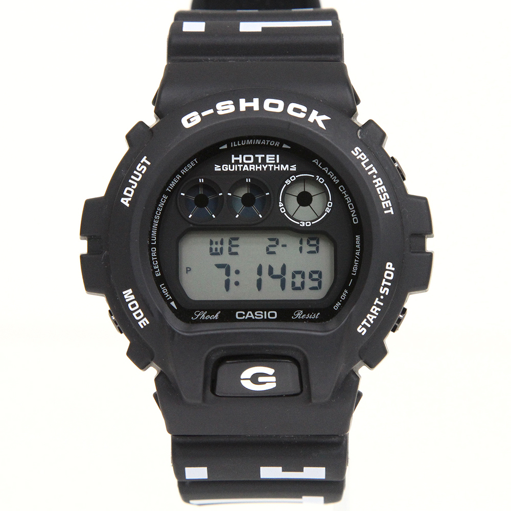 G-SHOCK DW-6900TH-1JR 布袋寅泰 30周年記念モデル