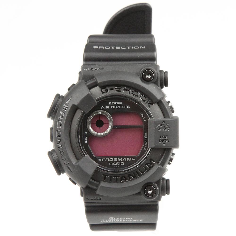 G-SHOCK フロッグマン DW-8200BK-1JF リアルブラック