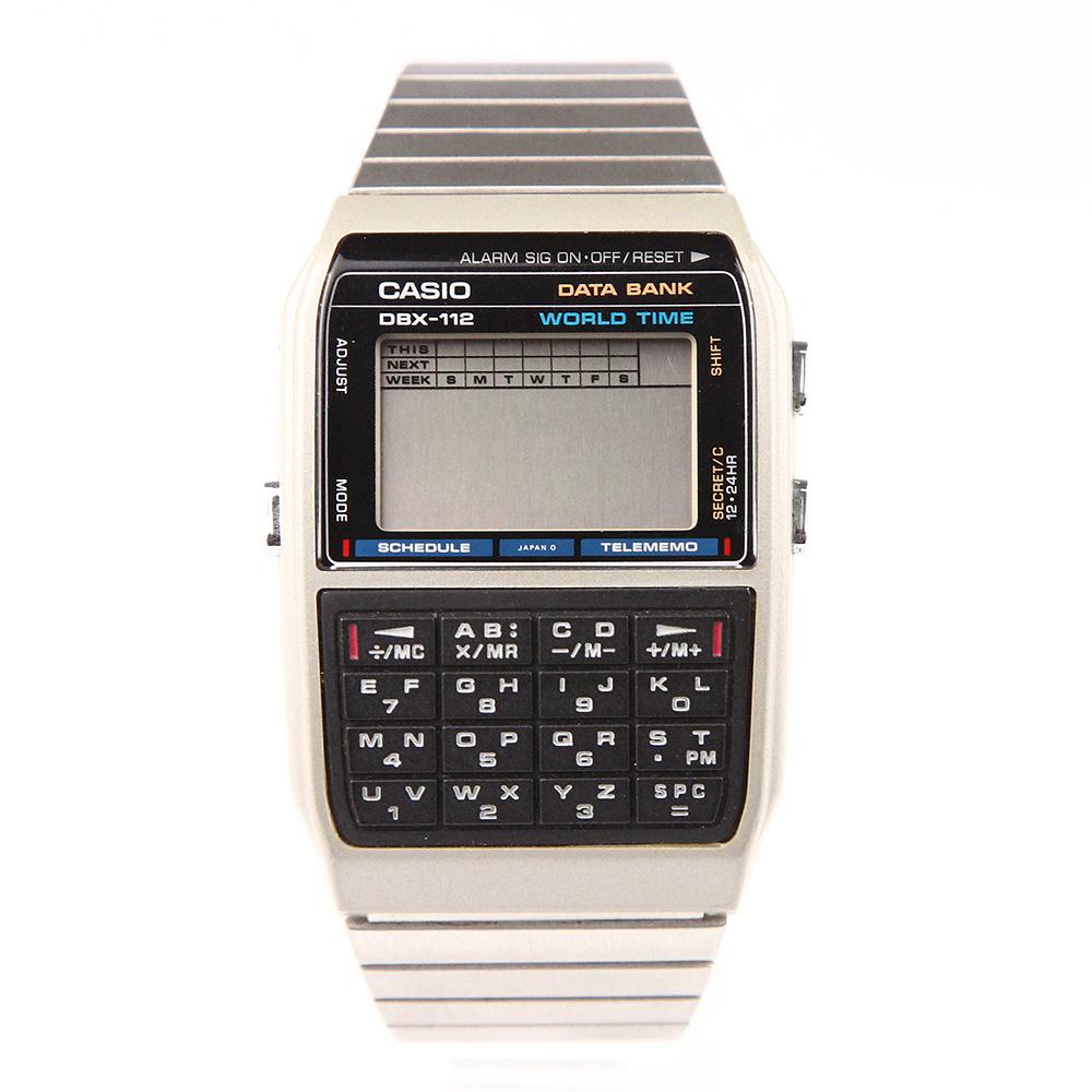 データバンク DBX-112 ワールドタイム