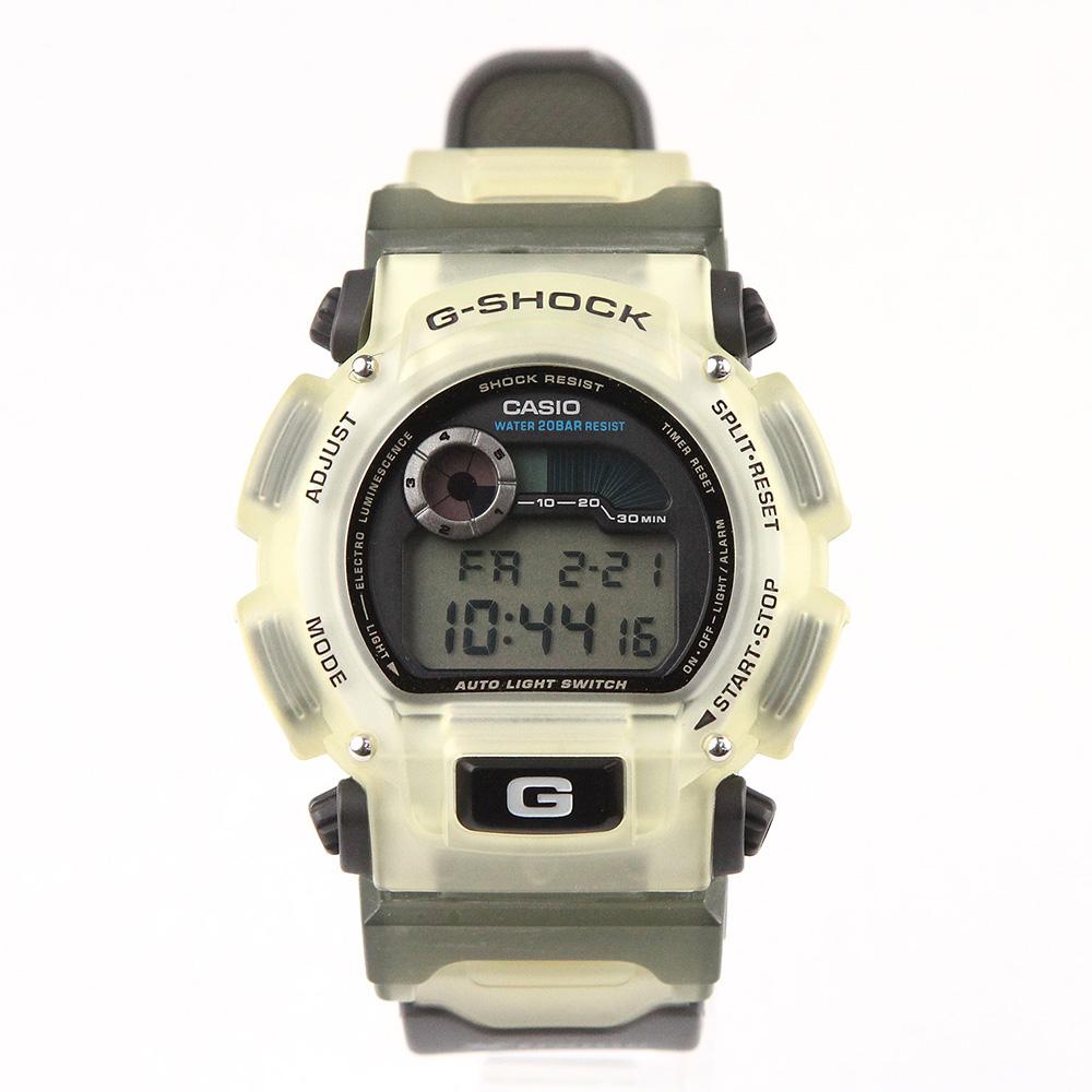 G-SHOCK エクストリーム DW-9000XS-7T スケルトン
