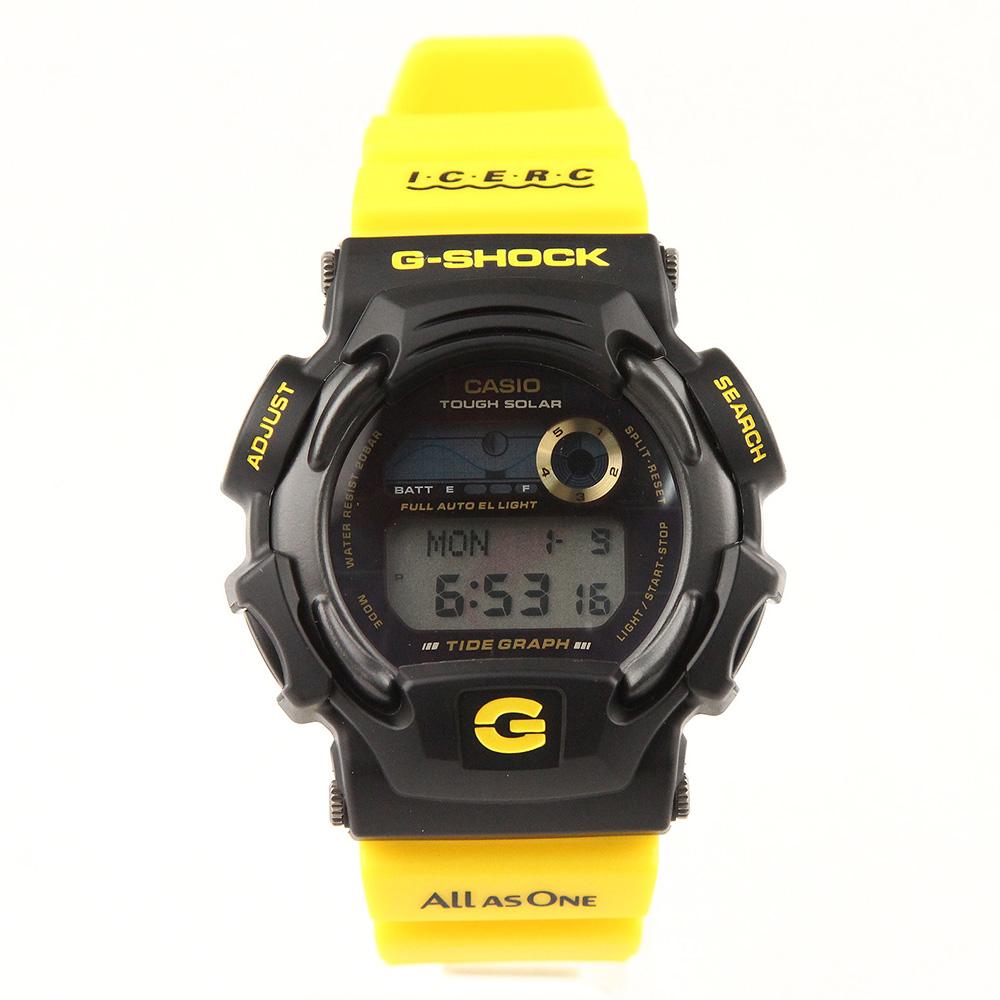 G-SHOCK DW-9701K-9JR 2000年 イルカ・クジラ プロジェクト イエロー