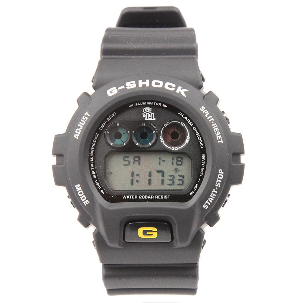 G-SHOCK DW-6900BSH-9JR-K2 ソフトバンクホークス 川崎 宗則 選手モデル