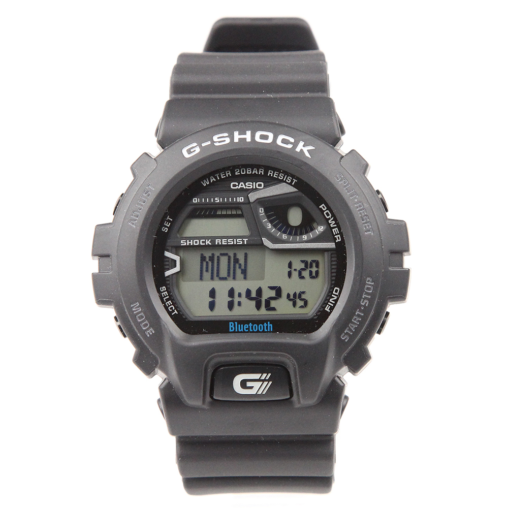 G-SHOCK GB-6900AA-1BJF スマートフォン連携 Bluetooth対応