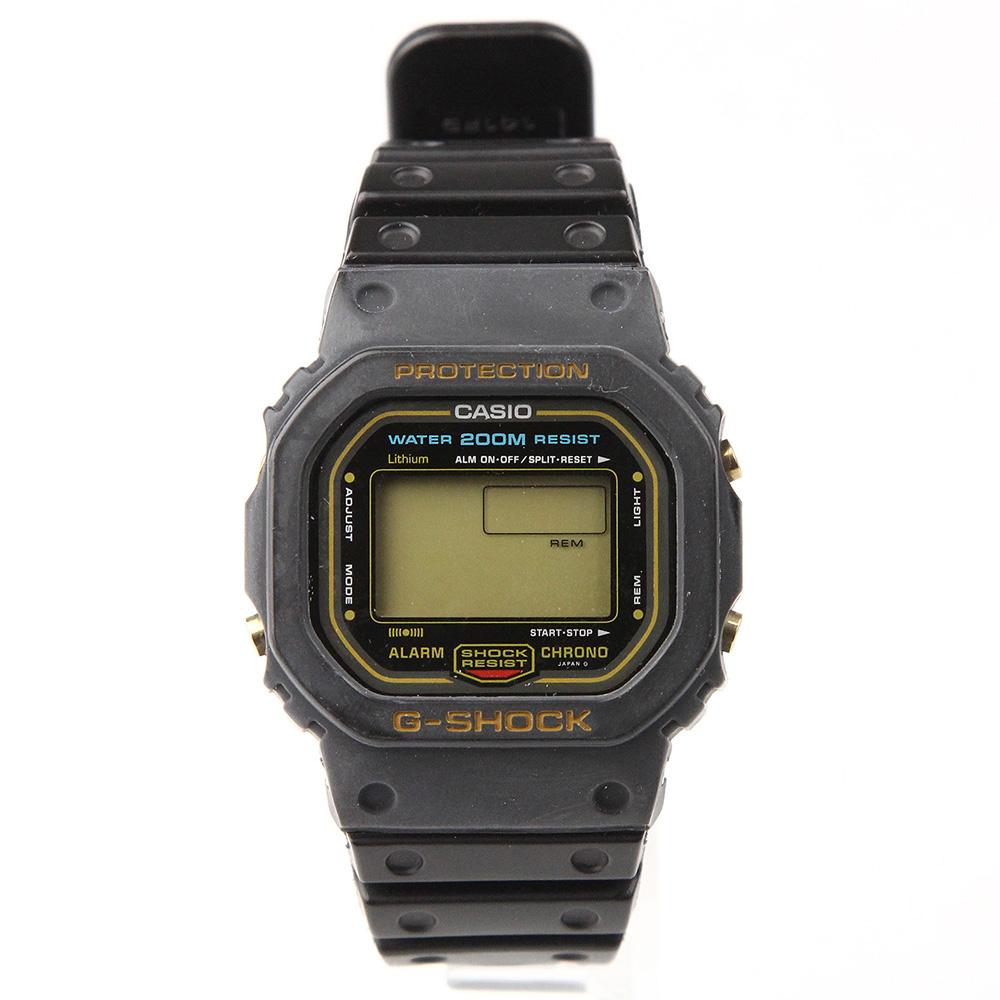 G-SHOCK DW-5600EG-9 スピードモデル ブラック